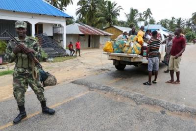 Μοζαμβίκη: Ο στρατός ανακτά σταδιακά τον έλεγχο στην Κάμπου Ντελγκάντου