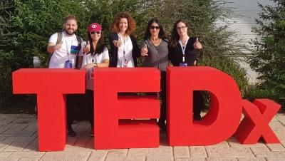 Η INTERAMERICAN στο TEDxPatras 2018, για τις Αξίες