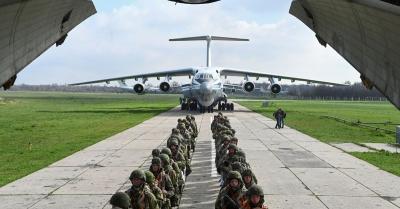 ΗΠΑ: Αποσύρθηκαν ρωσικά στρατεύματα από την Ουκρανία, αλλά ανεπαρκής κίνηση για εκτόνωση της έντασης