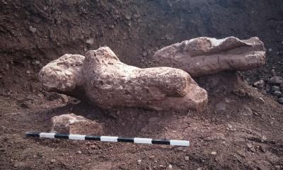 Αρχαιολογική ανακάλυψη στη Φθιώτιδα: Επιτύμβια αρχαϊκά αγάλματα, οι κούροι της Αταλάντης