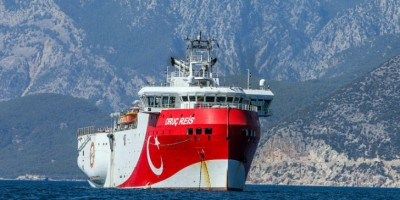 Νέα Τουρκική Navtex για έρευνες του Oruc Reis σε Καστελλόριζο και Ρόδο από 21-29/11