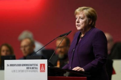 Merkel για την επίθεση στη συναγωγή: Η Γερμανία πρέπει να αντιμετωπίσει τα εγκλήματα μίσους