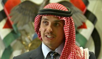 Πρώην βασίλισσα Ιορδανίας: Συκοφαντικές οι κατηγορίες για τον πρίγκιπα Hamza