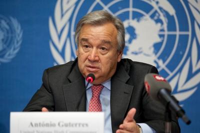 Guterres (ΟΗΕ): Θα κάνω τα πάντα για να αποτύχει το στρατιωτικό πραξικόπημα στη Μιανμάρ