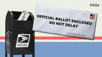 Εκλογές ΗΠΑ: Ασφαλή τα μηχανήματα καταμέτρησης των ψήφων στην πολιτεία της Τζόρτζια