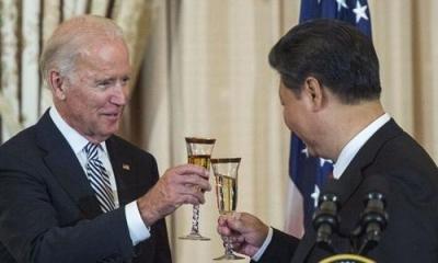 Κίνα: «Νέο παράθυρο ελπίδας» ο Biden για τις σχέσεις με τις ΗΠΑ