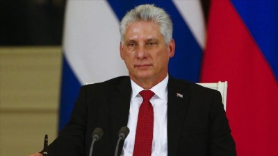 Canel (Κούβα): Προσβλέπουμε σε εποικοδομητικές σχέσεις με τις ΗΠΑ μετά τη νίκη Biden