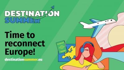 «Καλοκαίρι προορισμού», η νέα καμπάνια του Ευρωπαϊκού Τομέα Ταξιδιών και Τουρισμού