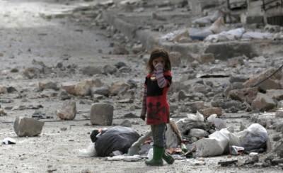 ΟΗΕ: Άνευ προηγουμένου και επιδεινώνεται η επισιτιστική κρίση στη Συρία