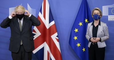 Τελεσίγραφο Βρετανίας στην ΕΕ: Υποχωρήστε έως 13/12, αλλιώς αποχωρούμε από τις διαπραγματεύσεις