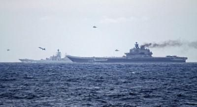 Γιατί βρίσκονται 15 πλοία του ρωσικού πολεμικού ναυτικού ανάμεσα στην Κύπρο  και τη Συρία