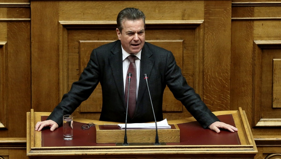 Πετρόπουλος: Απαλλαγή από κατασχέσεις όσοι ενταχθούν στη νέα ρύθμιση οφειλών