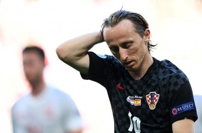 Μόντριτς: «Θα ξεκουραστώ και έπειτα θα αποφασίσω αν συνεχίσω στην Εθνική»