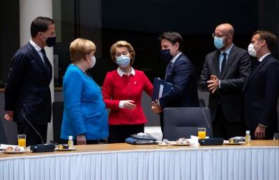 Συνεχίζεται για τρίτη ημέρα το αδιέξοδο στη Σύνοδο Κορυφής - Παράταση των συνομιλιών για αύριο (20/7) - Εν αναμονή της νέας πρότασης Michel
