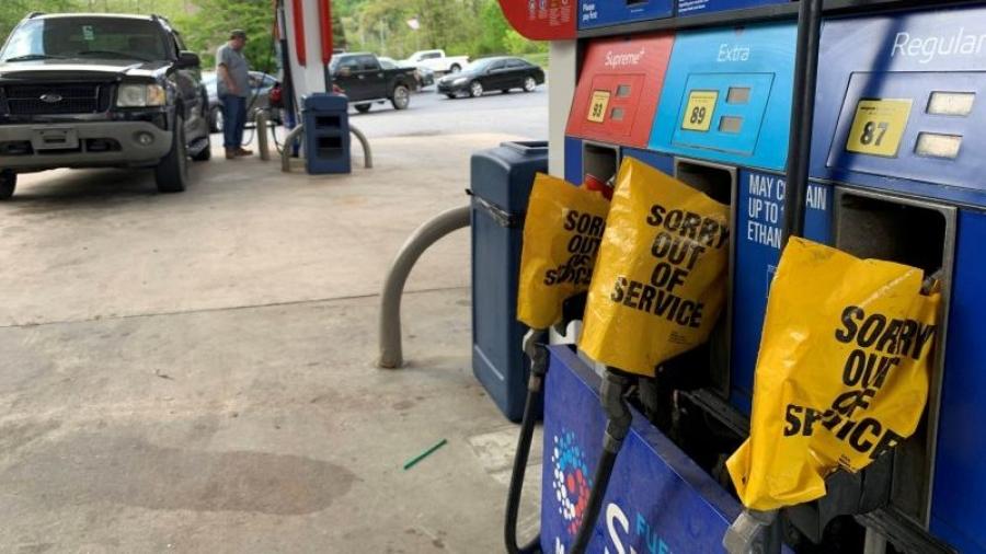 Biden (ΗΠΑ): Μην σπεύδετε στα βενζινάδικα – Ελλείψεις στο 70% των πρατηρίων σε αρκετές πολιτείες λόγω της κυβερνο-επίθεσης