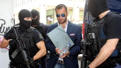 Αποφυλακίστηκε ο καταδικασθείς στην υπόθεση του Noor 1, Ευθύμης Γιαννουσάκης