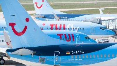 Η TUI επεκτείνει την αποπληρωμή πίστωσης 4,7 δις ευρώ κατά δύο χρόνια