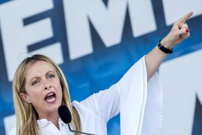Σενάριο φαντασίας ή πολιτικού ρεαλισμού: Μπορεί η Meloni να γίνει πρωθυπουργός της Ιταλίας;