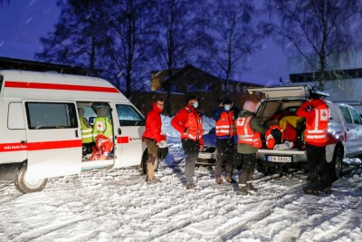 Χιονοστιβάδα καταπλάκωσε χωριό στη Νορβηγία - Δεκάδες αγνοούμενοι