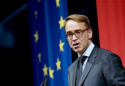 Weidmann (Bundesbank): Η ΕΚΤ δεν έχει λάβει δημοκρατική εντολή για την αντιμετώπιση της κλιματικής αλλαγής