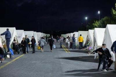 Κρούσματα γαστρεντερίτιδας στους άστεγους σεισμοπαθείς της Κρήτης