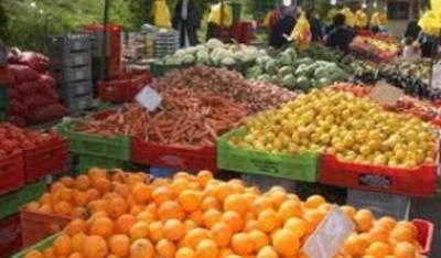 Στις λαϊκές αγορές από Δευτέρα 18/1 και τα βιομηχανικά είδη