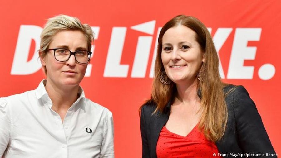 Γερμανία: Σε γυναικεία χέρια η Αριστερά - Ποιές είναι οι νέες ηγέτιδες του Die Linke