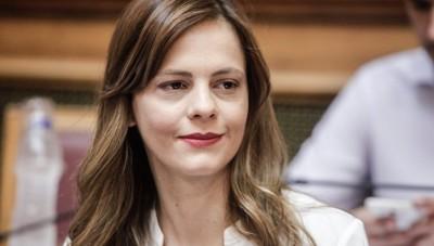 Αχτσιόγλου: Ο χρόνος των εντυπώσεων έχει παρέλθει ανεπιστρεπτί για την κυβέρνηση