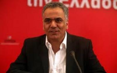 Σκουρλέτης (ΣΥΡΙΖΑ): Με χρεοκοπημένες νεοφιλελεύθερες συνταγές, η κυβέρνηση εξυπηρέτηση το ιδιωτικό κεφάλαιο εις βάρος του δημόσιου συμφέροντος