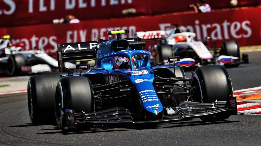 GP Ουγγαρίας: Νικητής ο Sebastian Ocon σε έναν απίστευτο αγώνα!