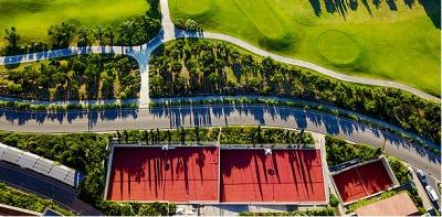 Συνεργασία Costa Navarino - Πάτρικ Μουράτογλου για νέο κέντρο τένις