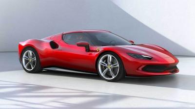 Αυτή είναι η νέα Ferrari 296 GTB – Plug-in υβριδική με 830 άλογα