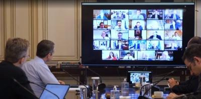 Συνεδριάζει το υπουργικό συμβούλιο - Κατώτατος μιθός και Ποινικός Κώδικας στην ατζέντα