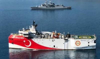 Με νέα Navtex κλιμακώνει την ένταση η Τουρκία: «Παράνομη η ελληνική αντι - Navtex»