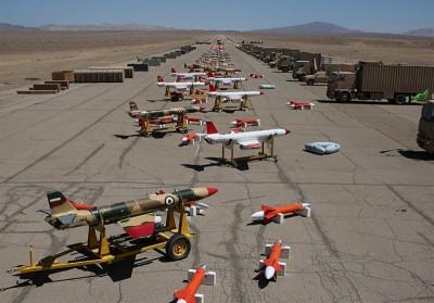 Στρατιωτικά γυμνάσια πολύ μεγάλης κλίμακας με drones ανακοίνωσε το Ιράν