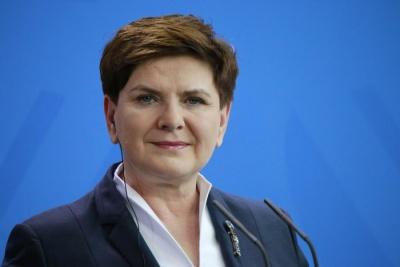 Παραιτήθηκε η πρωθυπουργός της Πολωνίας - Καθήκοντα πρωθυπουργού αναλαμβάνει ο ΥΠΟΙΚ