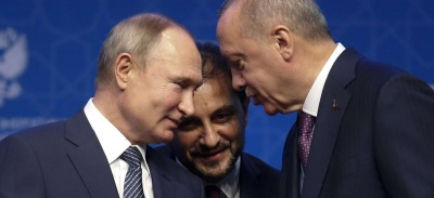 Deutsche Welle: Επικίνδυνη η μάχη κυριαρχίας στη Συρία μεταξύ Τουρκίας και Ρωσίας