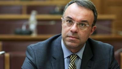 Σταϊκούρας: Περαιτέρω μείωση του ΕΝΦΙΑ το 2022 - Σε περισσότερες από 5 δόσεις η αποπληρωμή