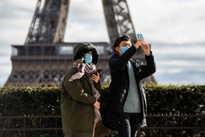 Κορωνοϊός: 613 είναι τα επιβεβαιωμένα κρούσματα στη Γαλλία