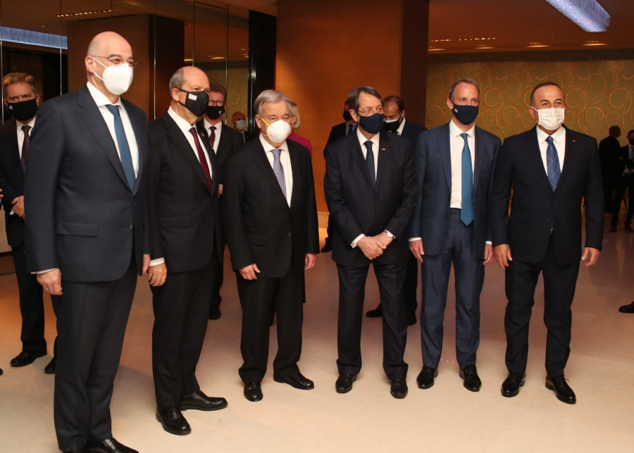 Νέα Πενταμερής για το Κυπριακό μετά το αδιέξοδο της Γενεύης - Guterres: Δεν τα παρατάω