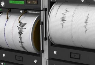 Σεισμική δόνηση 4,1 βαθμών της κλίμακας Ρίχτερ στην Ελασσόνα