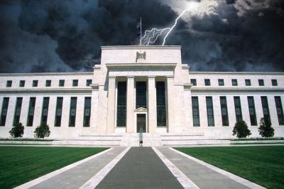 Συρρίκνωση άνω των 40 δισ. δολαρίων στον ισολογισμό της Fed, μέσα σε μία μόνο ημέρα