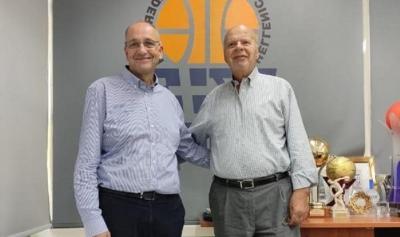Βασιλακόπουλος σε Λιόλιο: «Υπομονή, επιμονή και κουράγιο - Θα είμαι πάντα διαθέσιμος»