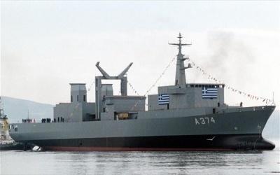 Στη Ναυτική Βάση της Αλεξάνδρειας θα καταπλεύσει από 16 έως 17/8 το Πολεμικό Πλοίο «ΠΡΟΜΗΘΕΥΣ»