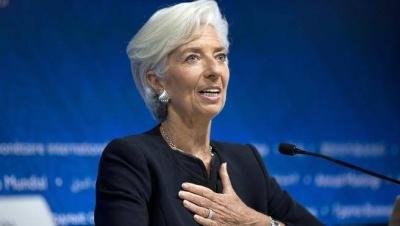 Παρέμβαση Lagarde (ΔΝΤ) για το εμπόριο: Οι εντάσεις ΗΠΑ - Κίνας δεν θα ωφελήσουν κανέναν