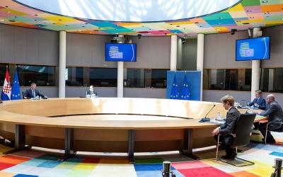 Σύνοδος Κορυφής της ΕΕ: Σκληρή καταδίκη για την κρατική αεροπειρατεία της Λευκορωσίας – Οι κυρώσεις και ο αποκλεισμός του εναέριου χώρου