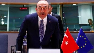 Η «περιοδεία» Cavusoglu στις Βρυξέλλες με το βλέμμα στις διερευνητικές - Μήνυμα της ΕΕ για θετική ατζέντα και... αποφυγή μονομερών ενεργειών
