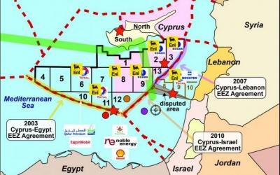 Gefira: Θάλασσα πολέμου η νότιο-ανατολική Μεσόγειος λόγω φυσικού αερίου