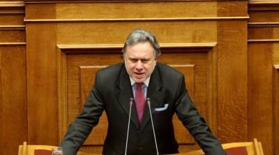 Κατρούγκαλος (ΣΥΡΙΖΑ): Τι λέει η συμφωνία με την Τουρκία; Δεν έχει δικαίωμα στην αλήθεια ο ελληνικός λαός;