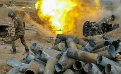 Αρμενία - Αζερμπαϊτζάν: Λίγο πριν την εκεχειρία Αζερινοί πύραυλοι έπληξαν  το Stepanakert